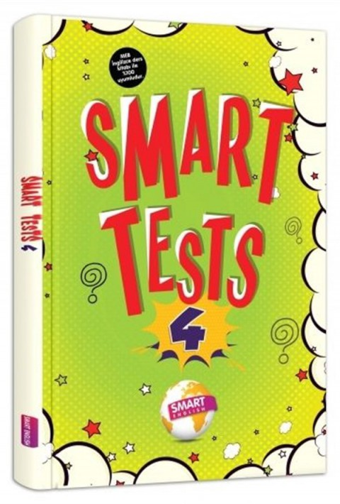 Smart 4 Test Book Smart English