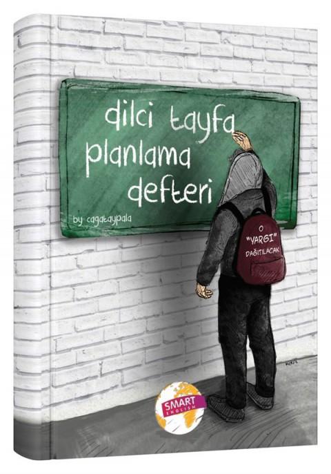 Smart English Dilci Tayfa Planlama Defteri