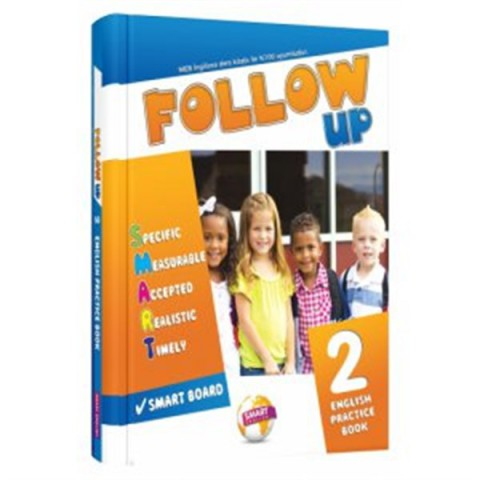 Smart English Follow-Up 2 English Practice Book