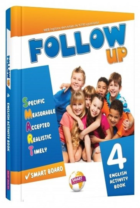 Smart English Follow Up 4 English Activity Book