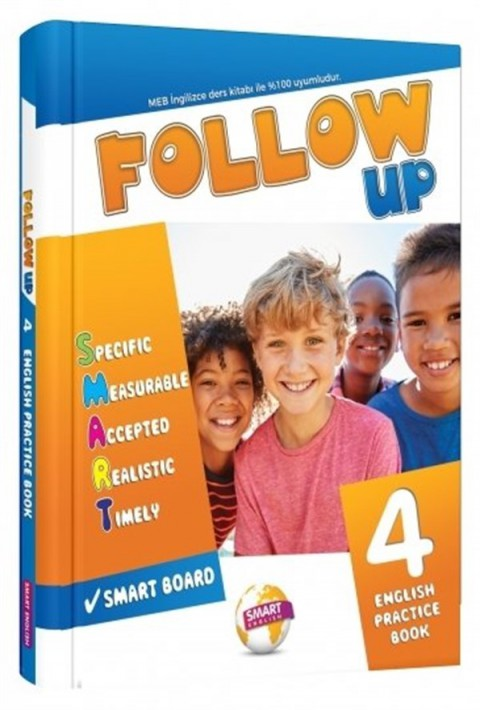 Smart English Follow Up 4 English Practice Book