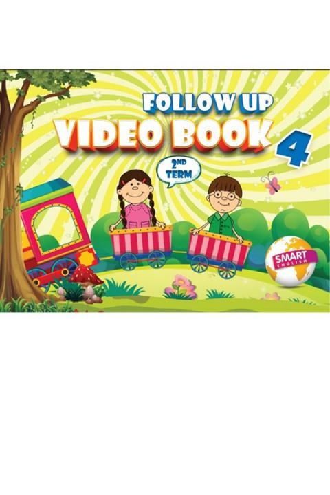 Smart English Follow Up 4 Video Book 2. Kitap