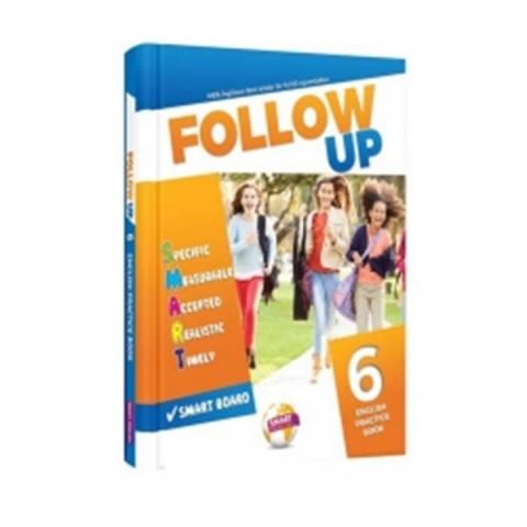 Smart English Follow Up 6 English Practice Book