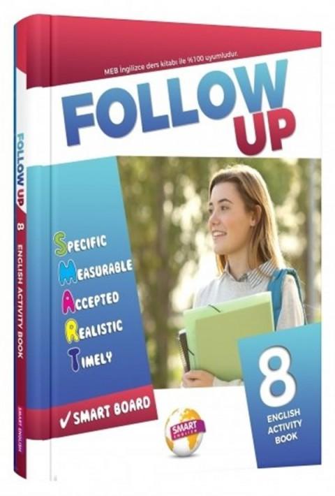 Smart English Follow Up 8 English Activity Book