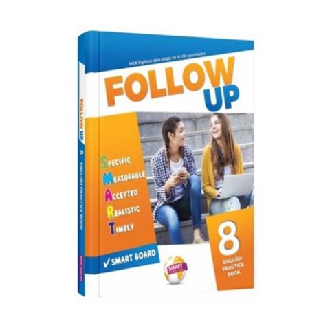 Smart English Follow Up 8 English Practice Book