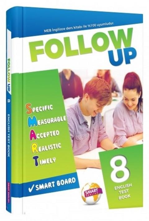 Smart English Follow Up 8 Test Book