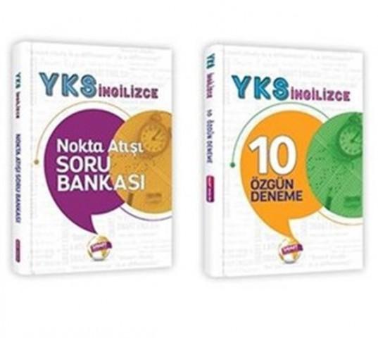 Smart English YKS Dil Set 3 Nokta Atışı Soru Bankası + 10 Özgün Deneme