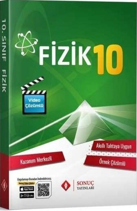 Sonuç Yayınları 10. Sınıf Fizik Modüler Set Soru Bankası