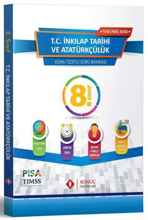 Sonuç Yayınları 8. Sınıf T.C. İnkılap Tarihi ve Atatürkçülük Modüler Set