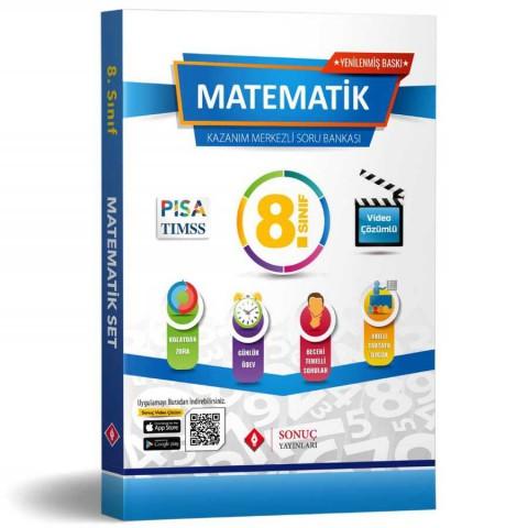 Sonuç Yayınları 8. Sınıf Matematik Modüler Set
