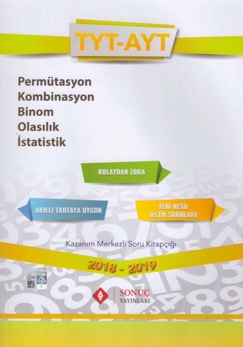 Sonuç Yayınları Permütasyon Kombinasyon Binom Olasılık İstatistik