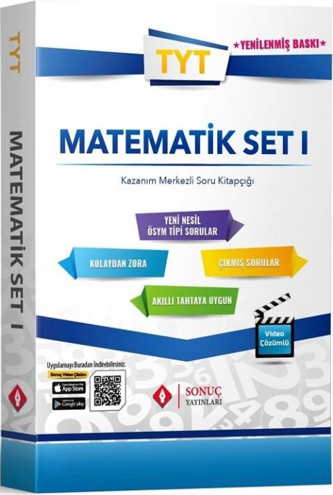 Sonuç Yayınları TYT Matematik Modüler Set-1 Soru Bankası