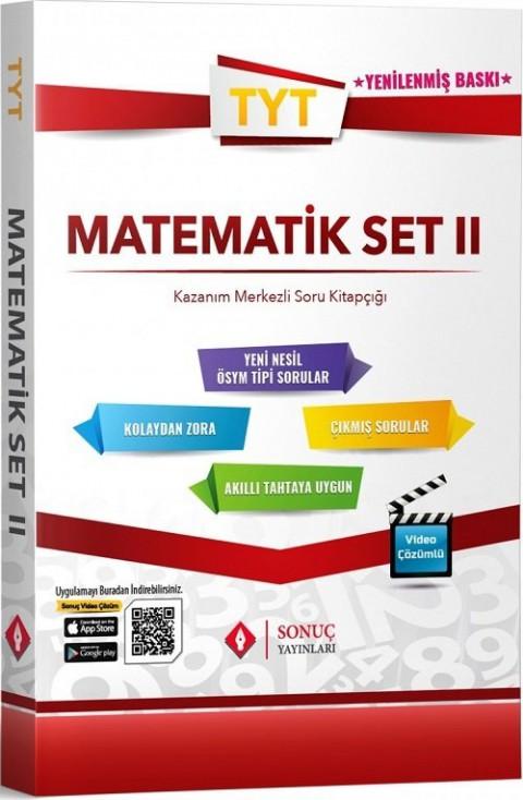 Sonuç Yayınları TYT Matematik Modüler Set-2 Soru Bankası