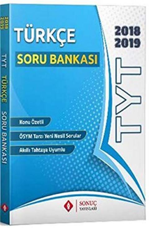 Sonuç Yayınları TYT Türkçe Soru Bankası