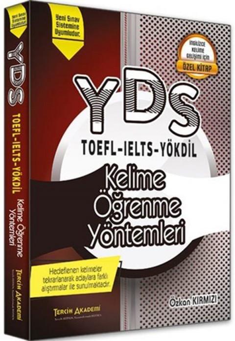 Tercih Akademi Yayınları YDS TOEFL IELTS YÖKDİL Kelime Öğrenme Yöntemleri