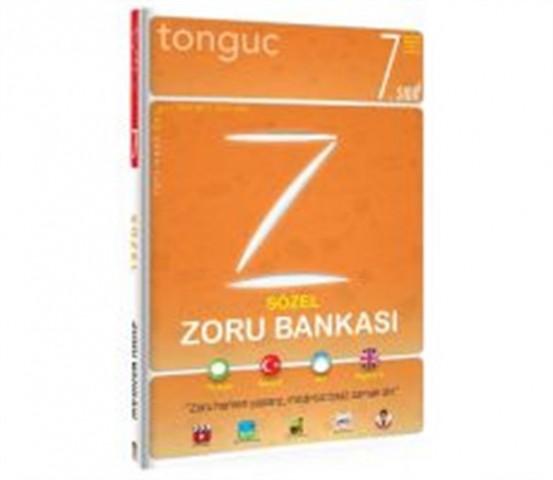 Tonguç Akademi 7. Sınıf Sözel Soru Bankası