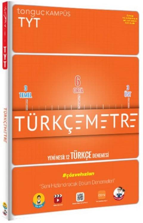 Tonguç Akademi TYT Türkçemetre 12 Deneme