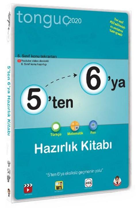 Tonguç Yayınları 5'ten 6'ya Hazırlık Kitabı