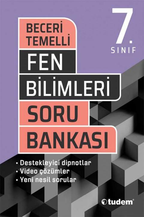 Tudem Yayınları 7. Sınıf Fen Bilimleri Beceri Temelli Soru Bankası