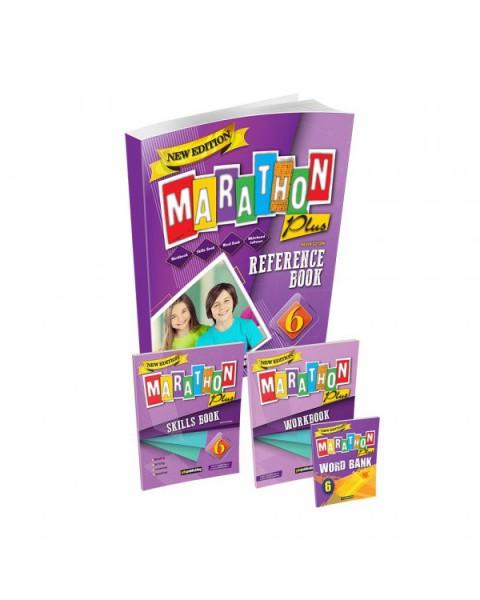 YDS Publishing 6.Sınıf Marathon Plus 4 Kitap Set