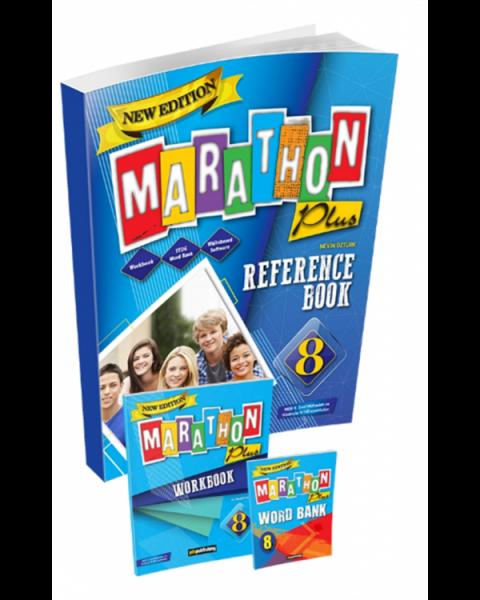 YDS Publishing 8. Sınıf Marathon Plus 8 Reference Book Set