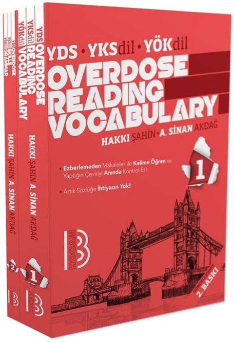 YDS Reading Vocabulary Skills Benim Hocam Yayınları