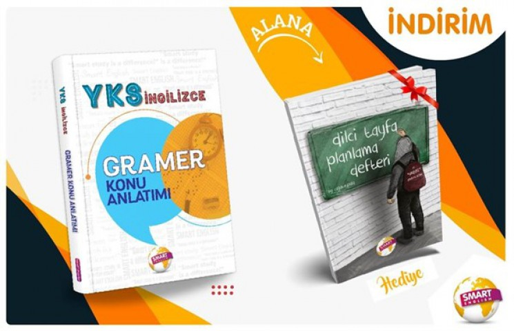 YKS İngilizce Gramer Konu Anlatımlı Smart English