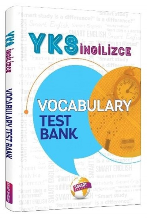 YKS İngilizce Vocabulary Test Bank Smart English