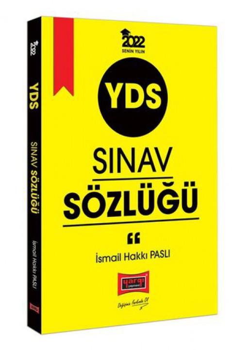 Yargı Yayınları 2022 YDS Sınav Sözlüğü