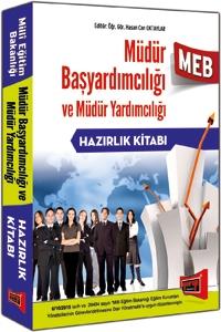 Yargı Yayınları MEB Müdür Başyardımcılığı ve Müdür Yardımcılığı Hazırlık Kitabı