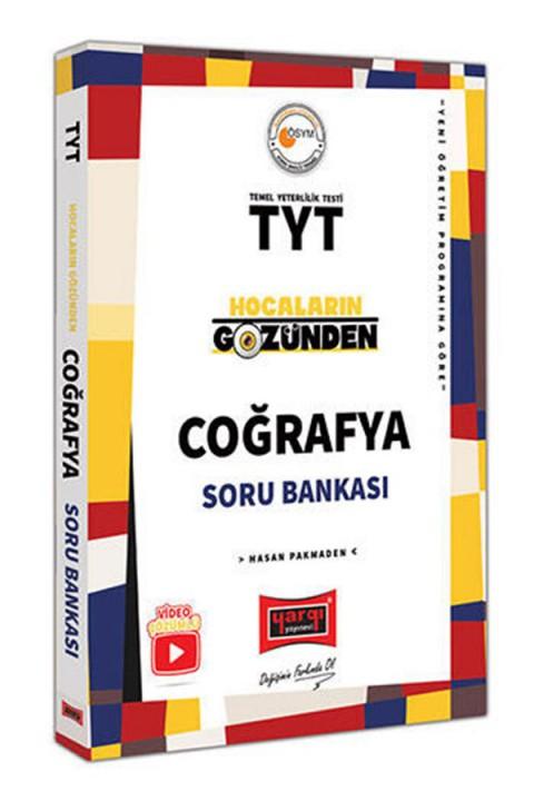 Yargı Yayınları TYT Hocaların Gözünden Coğrafya Soru Bankası