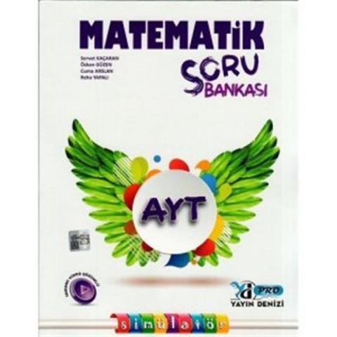 Yayın Denizi AYT Matematik Pro Soru Bankası