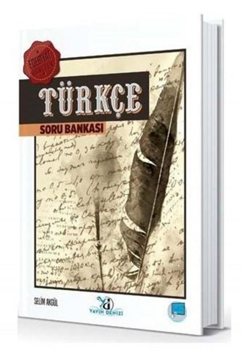 Yayın Denizi Edebiyat Öğreten Türkçe Soru Bankası