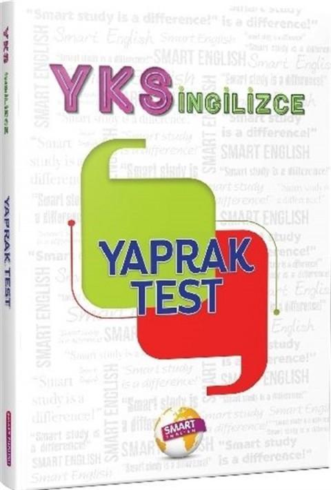 Yks İngilizce Yaprak Test Smart English