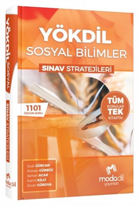 YökDil Sosyal Bilimler Sınav Stratejileri Modadil Yayınları